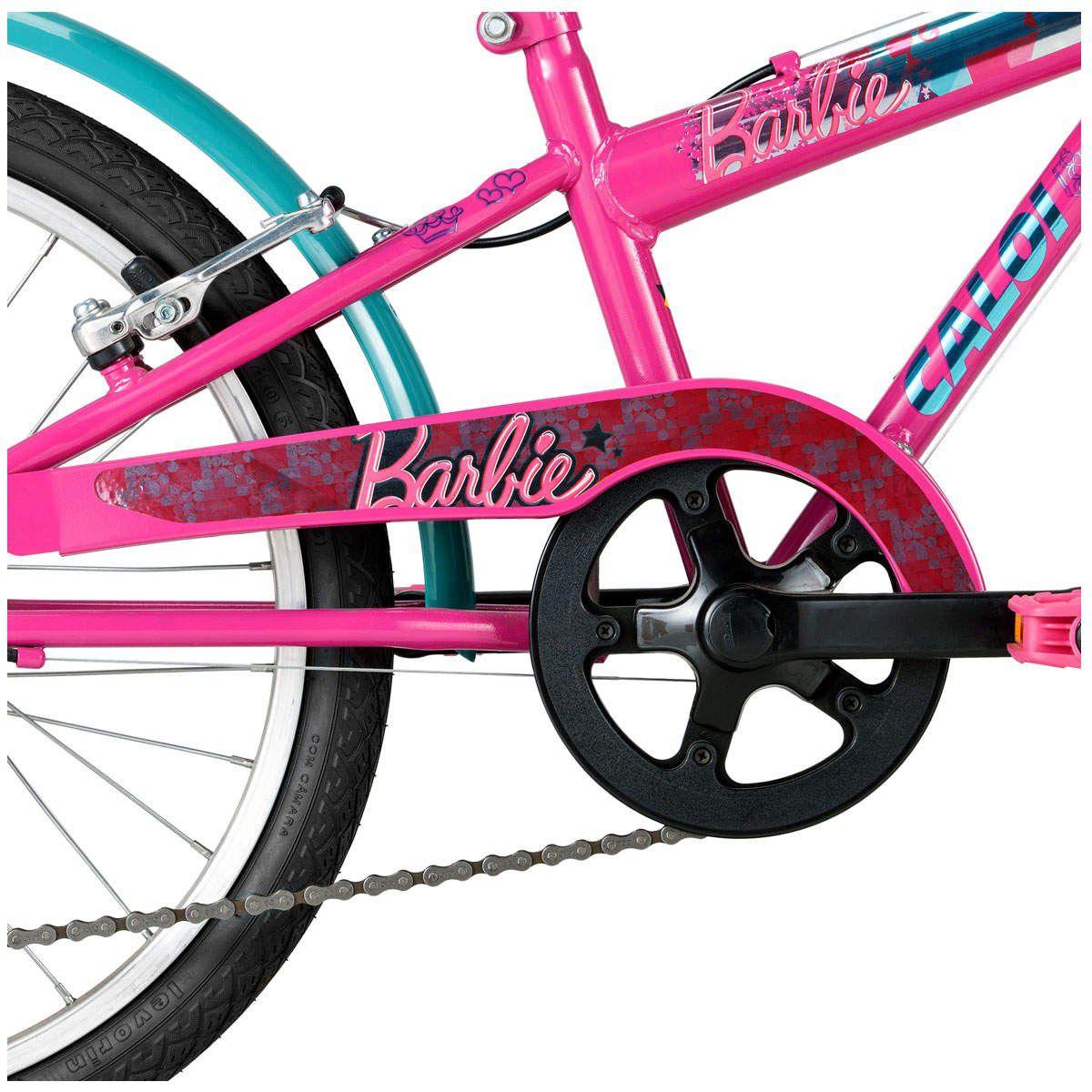 Bicicleta Caloi Barbie Aro 20 Linha 2016