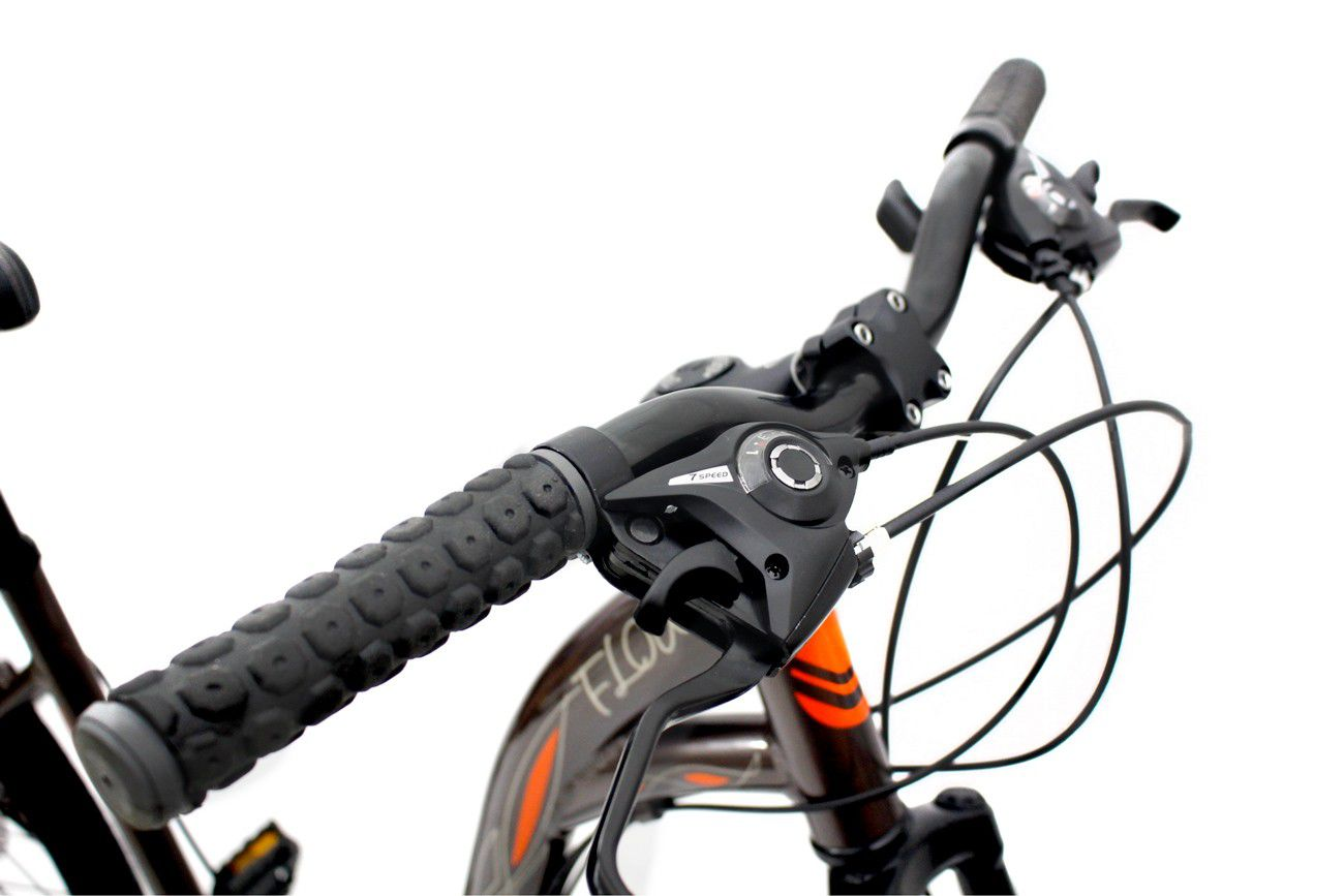 Bicicleta Feminina Flow Aro 26 Freios a Disco Soul 21v