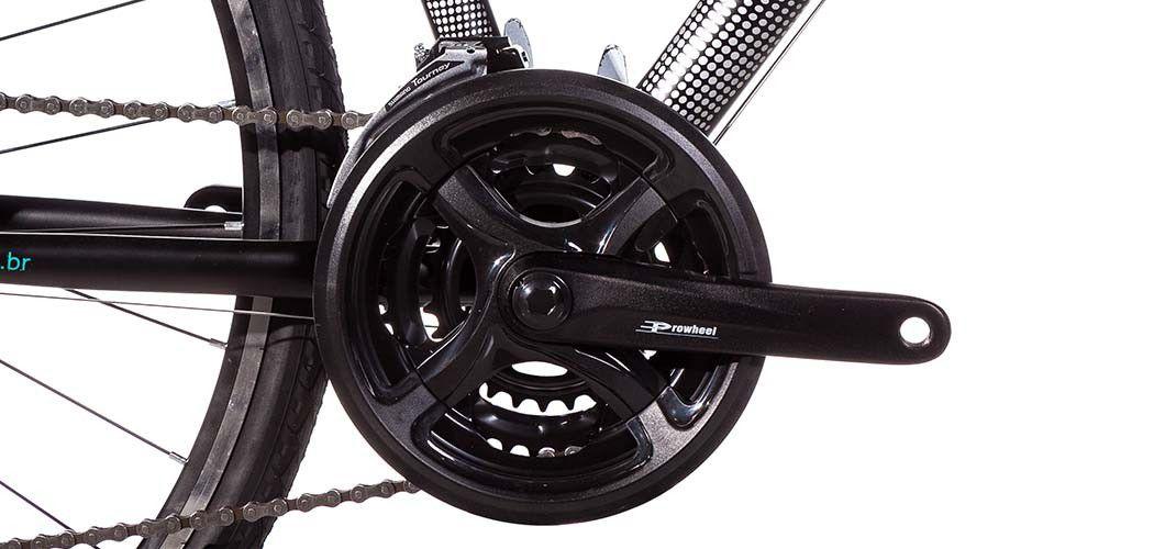 Bicicleta Soul Amsterdam Aro 700C 24v Shimano Tam 19