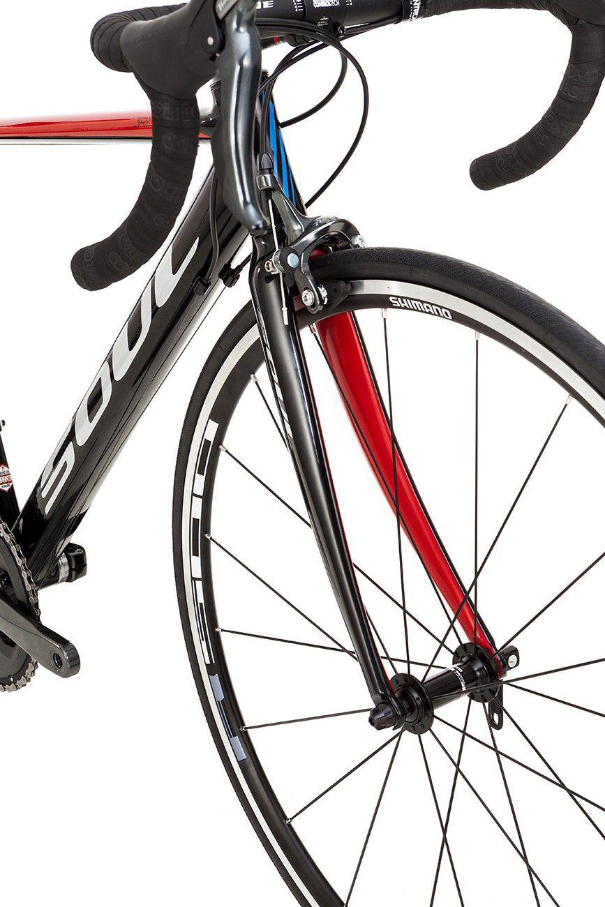 Bicicleta Speed Soul 3R1 Shimano Tiagra  20v 2017