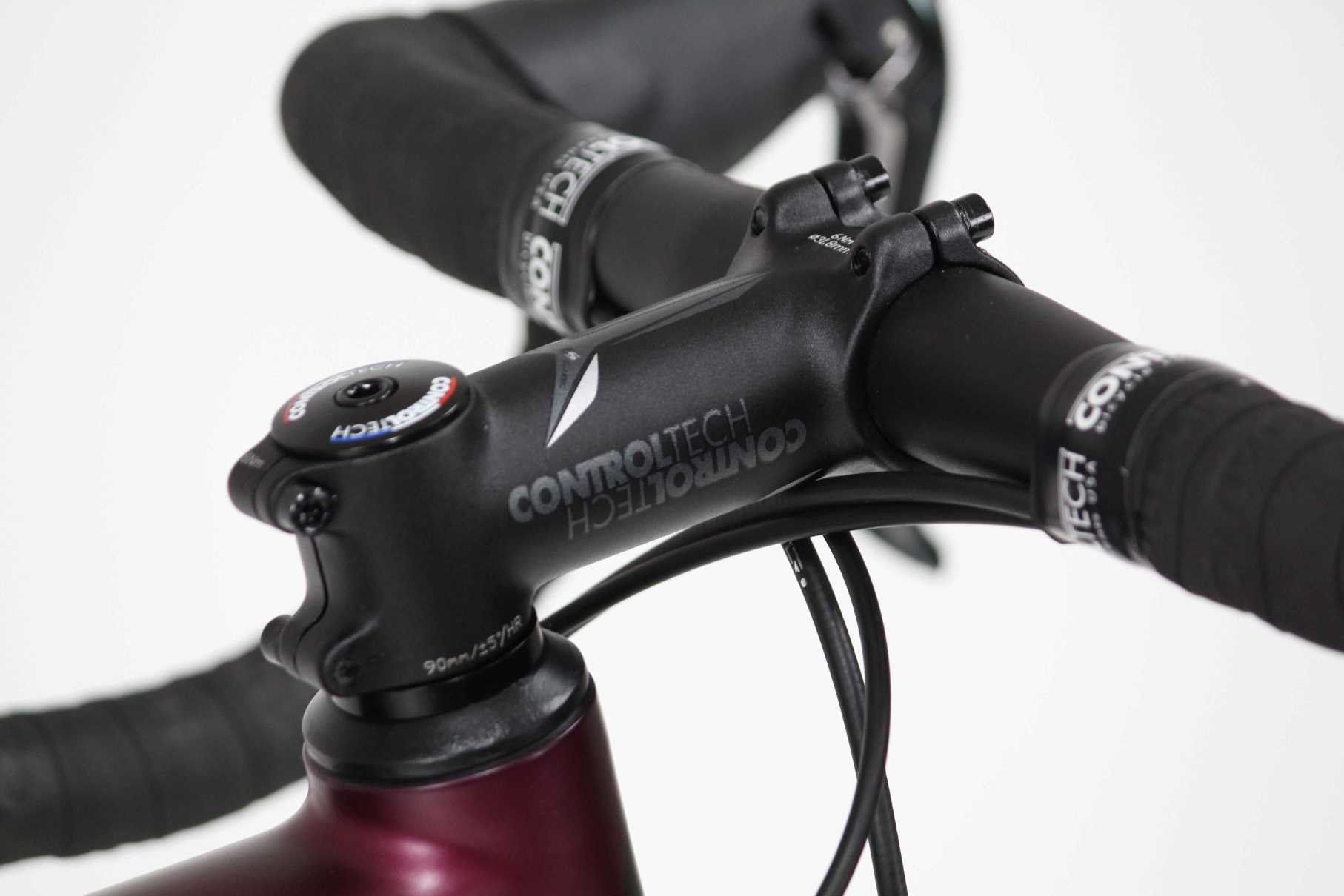 Bicicleta Speed Soul 3R1 Shimano Tiagra  20v Pto/Roxo
