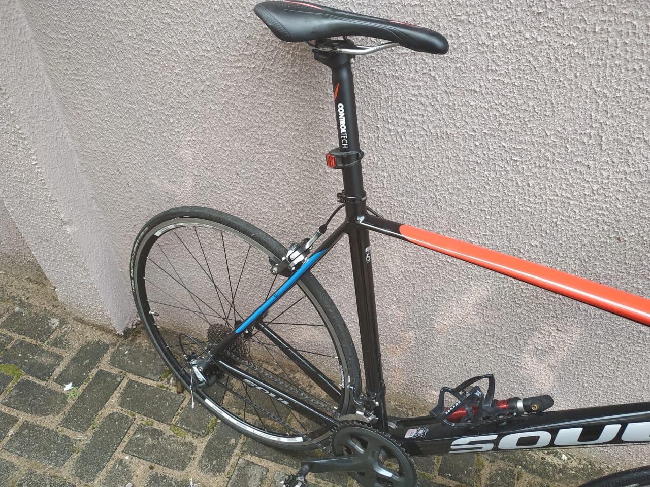 Bicicleta Speed Soul 3R1 Shimano Tiagra T57 20v (SEMI NOVA)