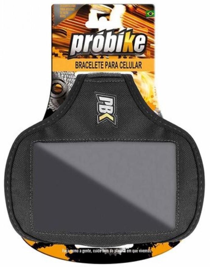 Bracelete Para Celular Probike Touch Resistente Água