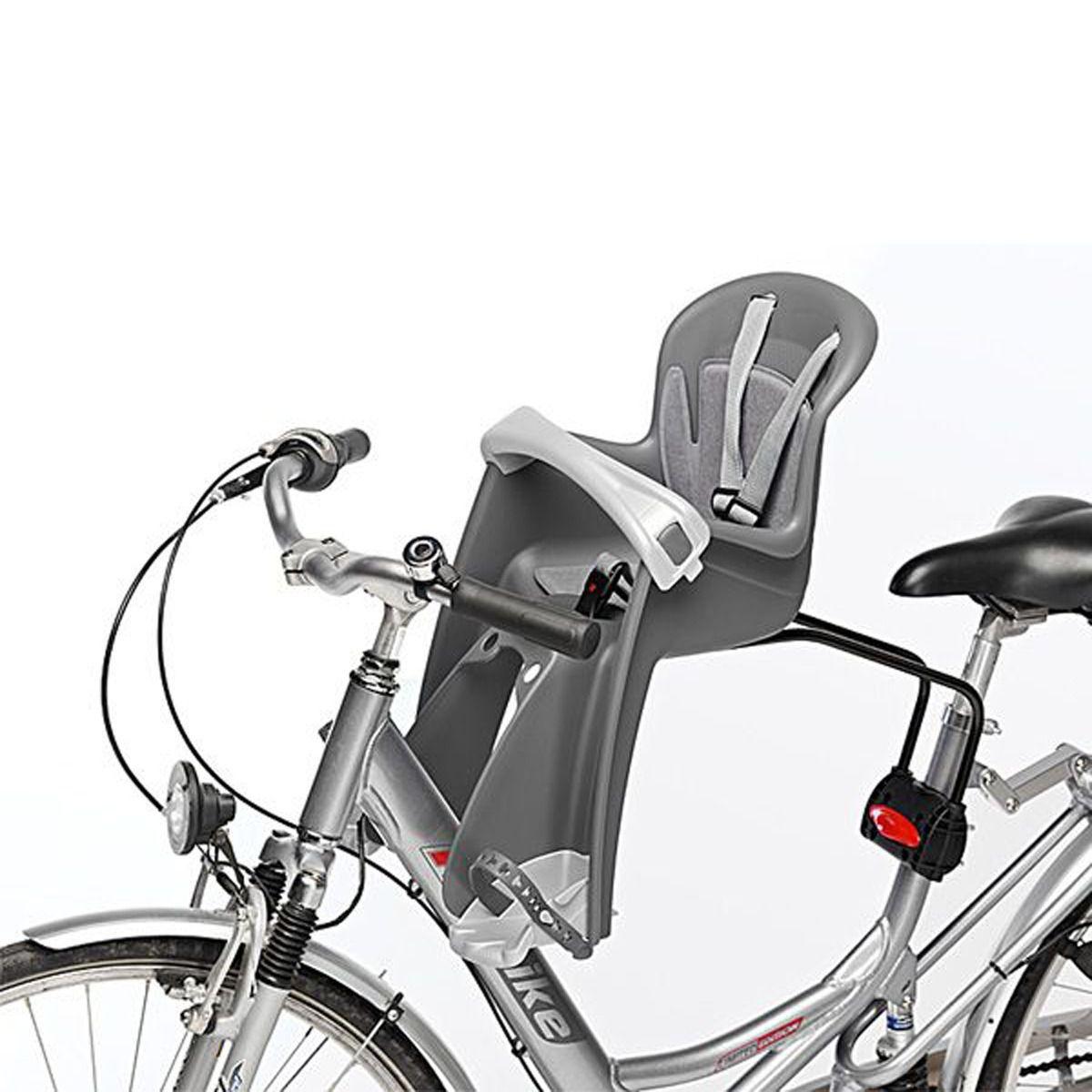 Cadeirinha Dianteira Bicicleta Polisport Bilby JR FF Mountain Bike MTB