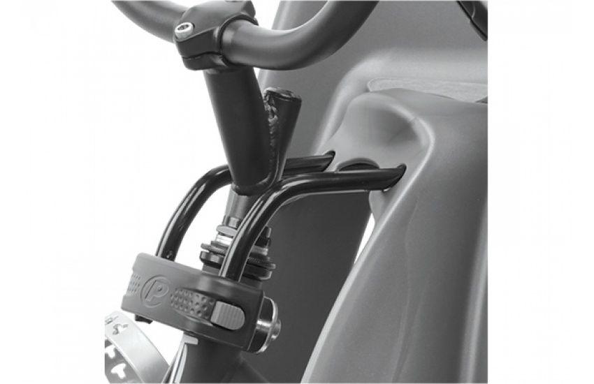 Cadeirinha Dianteira Bicicleta Polisport Bilby JR Frontal Mountain Bike MTB