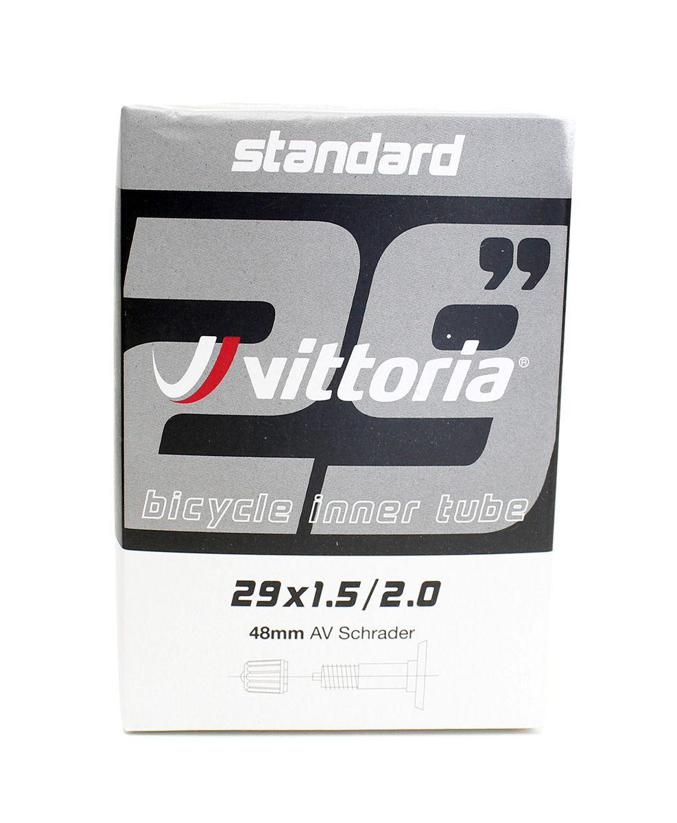 Câmara de Ar MTB Vittoria 29x1.5/2.0 48mm Schrader
