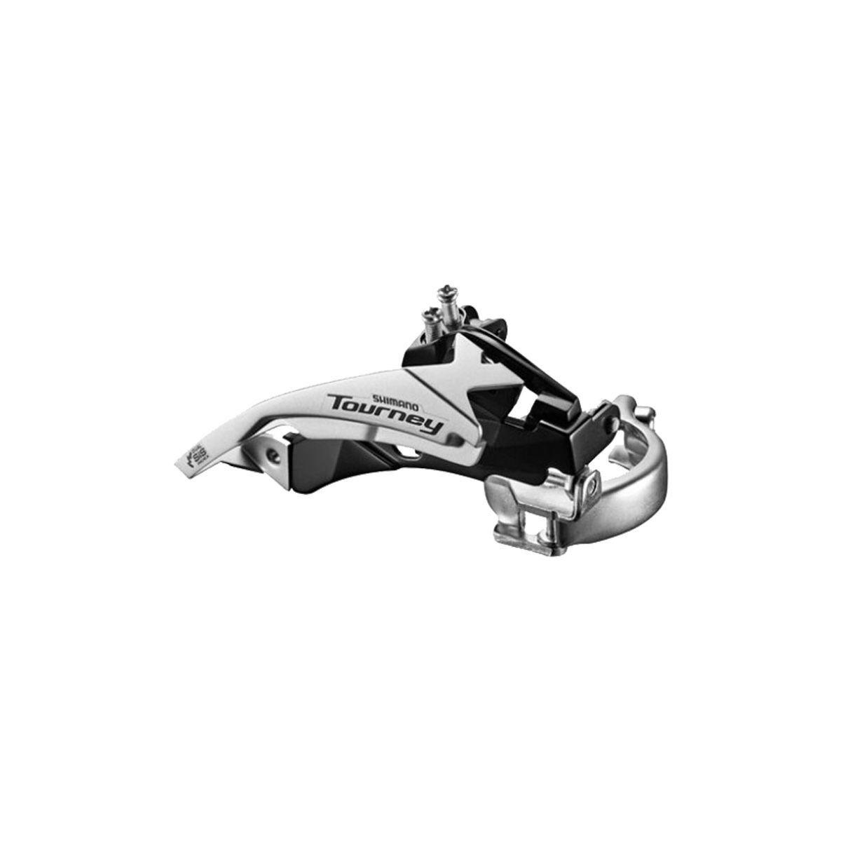 Câmbio Dianteiro Shimano Tourney FD-TY500 Dual Pull