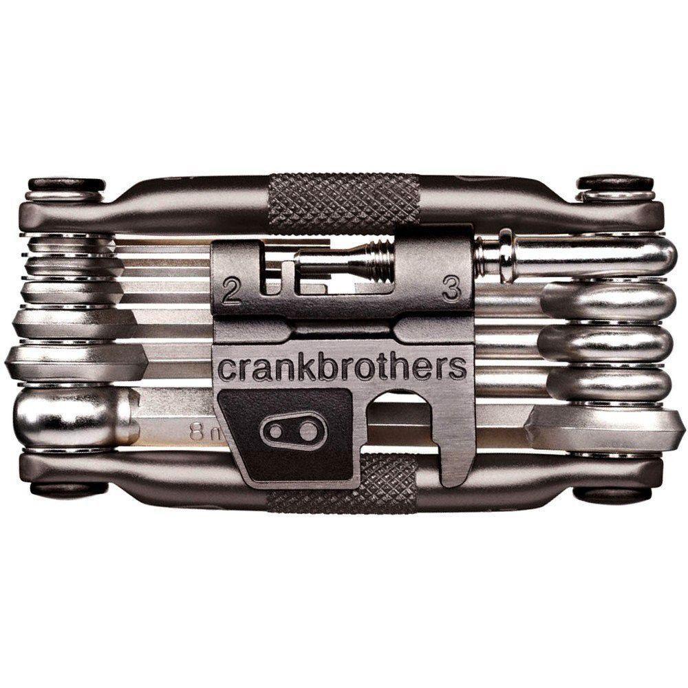 Canivete Crank Brothers Multi M17 - Ferramentas Multiuso