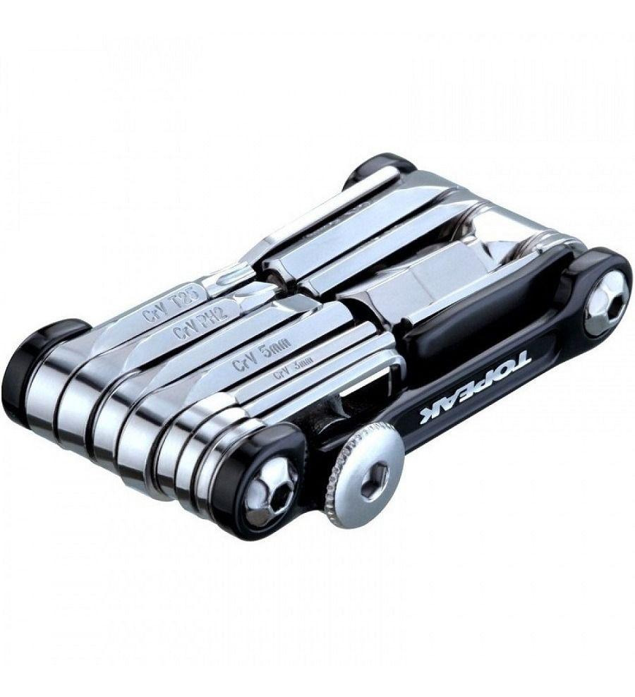 Canivete de ferramentas Topeak Mini 20 Pro - Preto