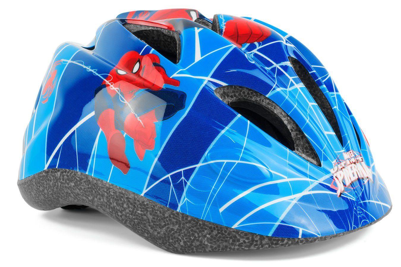 Capacete Ciclista Infantil Trust Mv 6-5 Spiderman