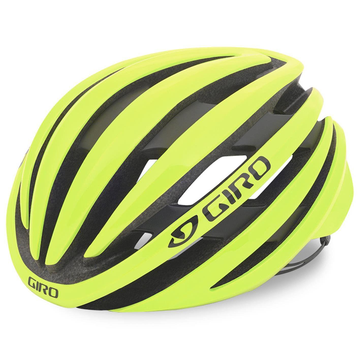 Capacete Giro Cinder  Mips - Amarelo Flúor