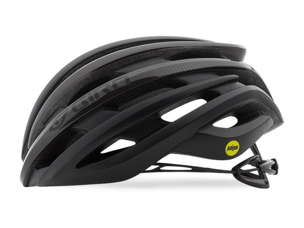 Capacete Giro Cinder  Mips - Preto Carvão