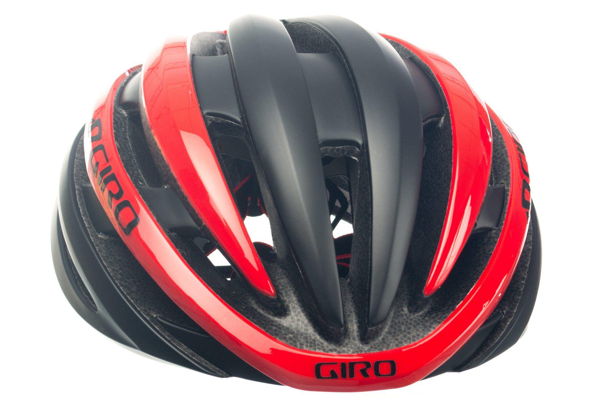 Capacete Giro Cinder  Mips - Preto e Vermelho