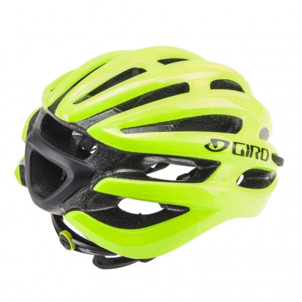 Capacete Giro Foray MTB Speed IN-Mold Amarelo Flúor