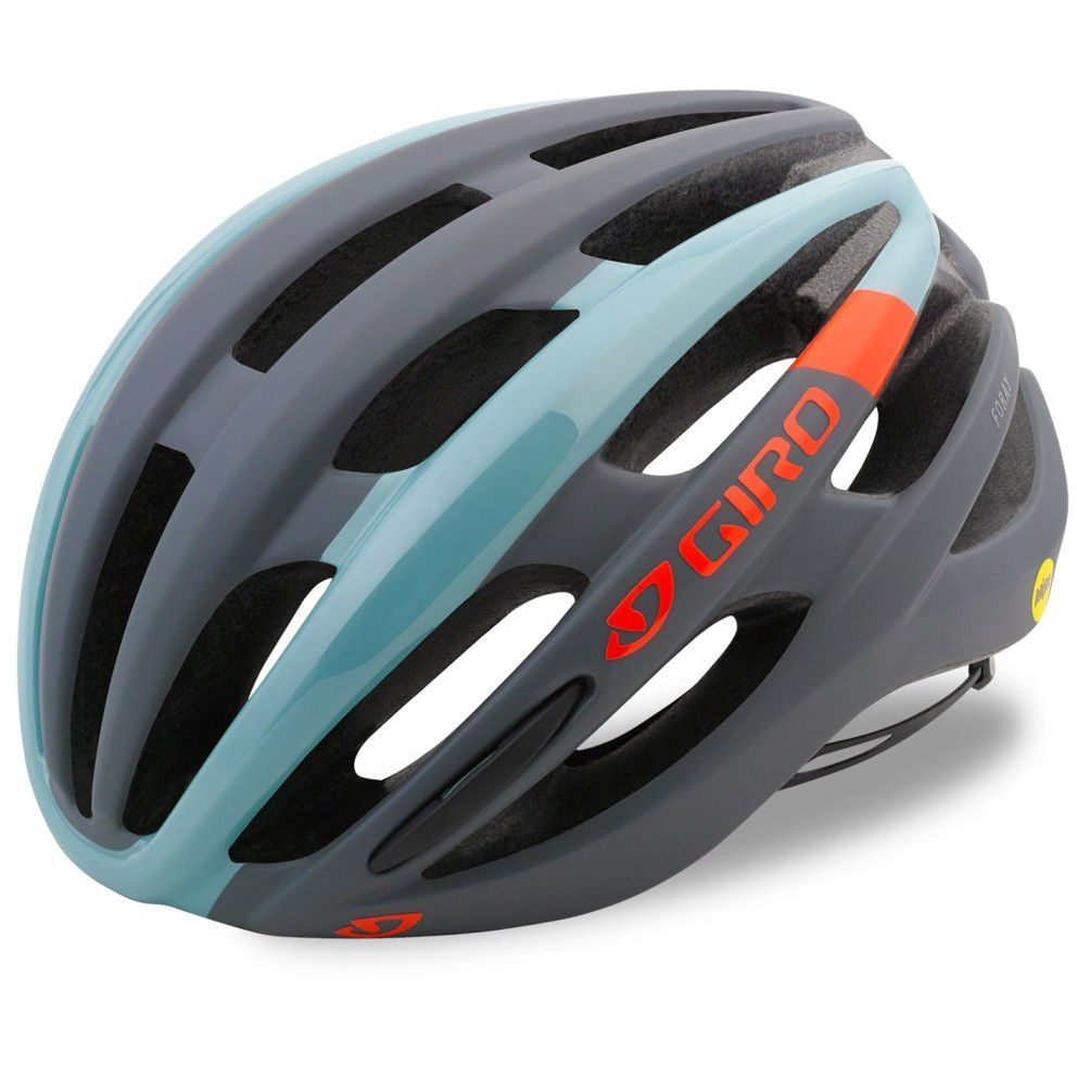Capacete Giro Foray MTB Speed IN-Mold Carvão/Azul