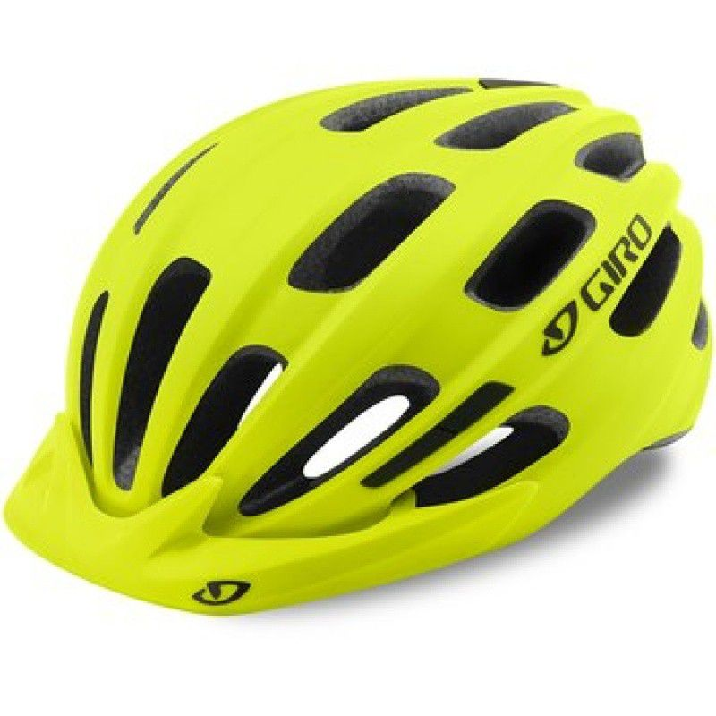Capacete Giro Register MTB Speed IN-Mold Amarelo Flúor