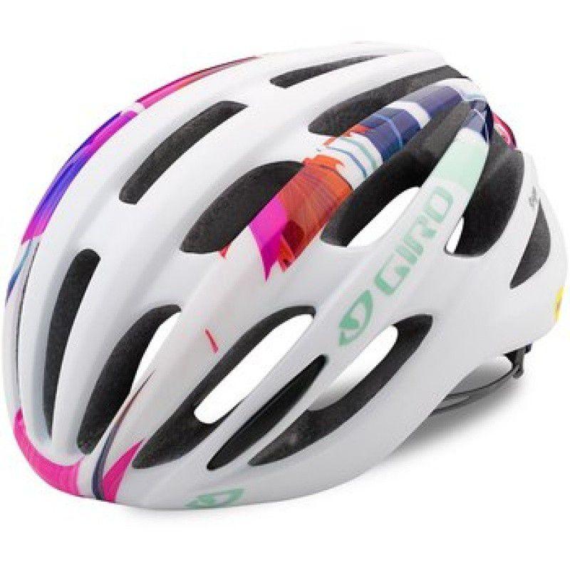 Capacete Giro Saga MTB Speed IN-Mold Floral