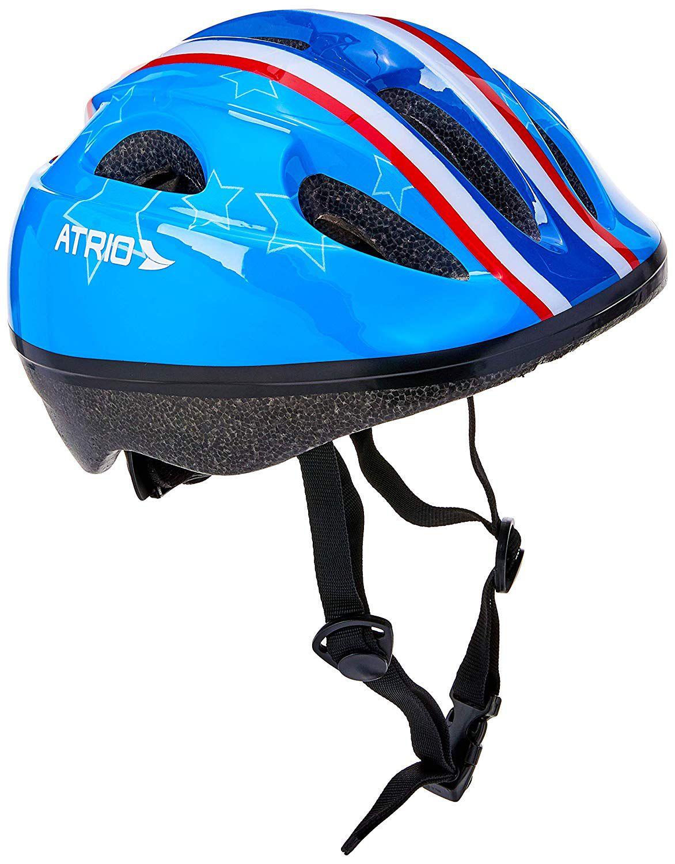 Capacete Infantil Atrio BI042 52-56cm 5 a 8 anos Bike Patins Skate