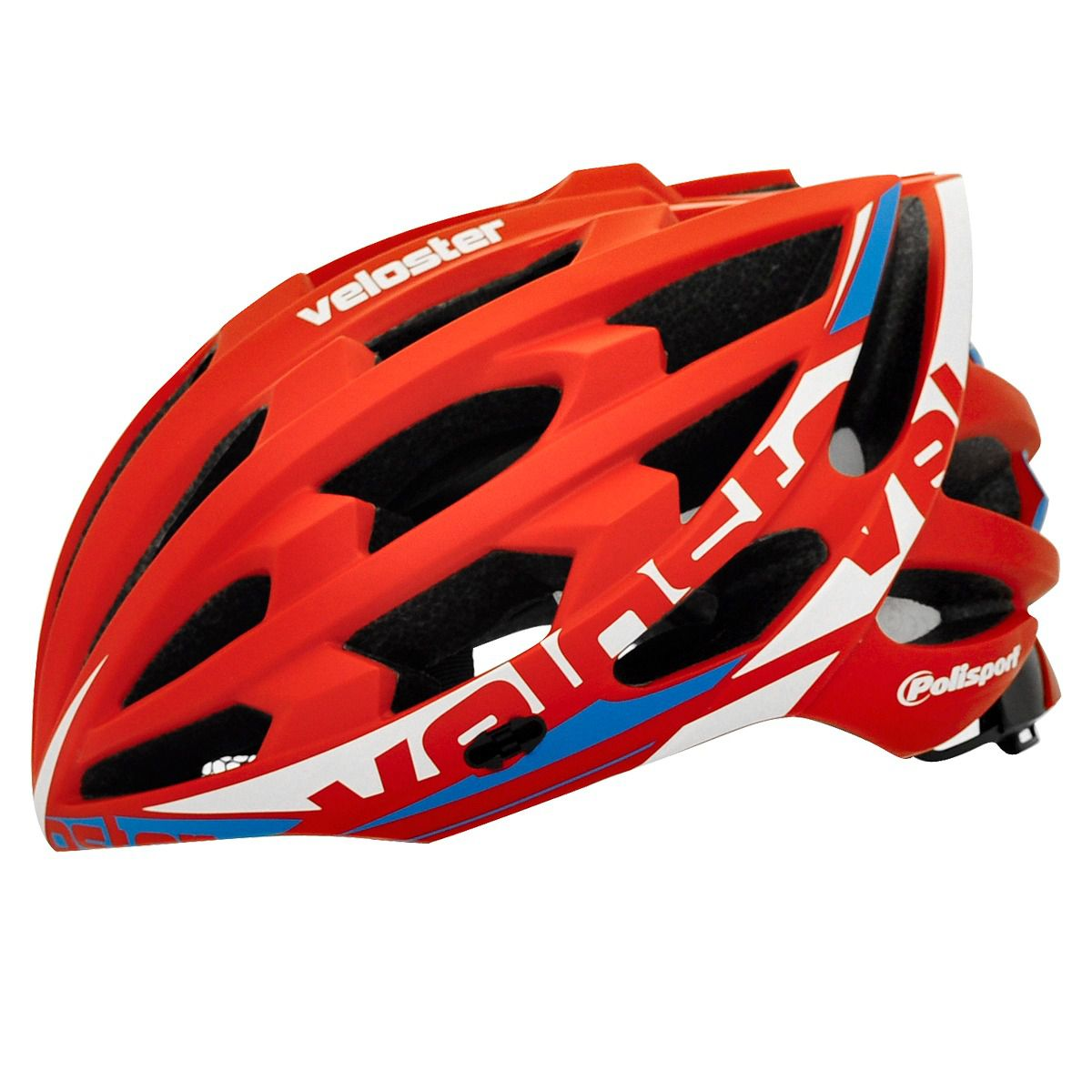 Capacete Ciclismo Polisport Veloster - Tam G 58/61cm