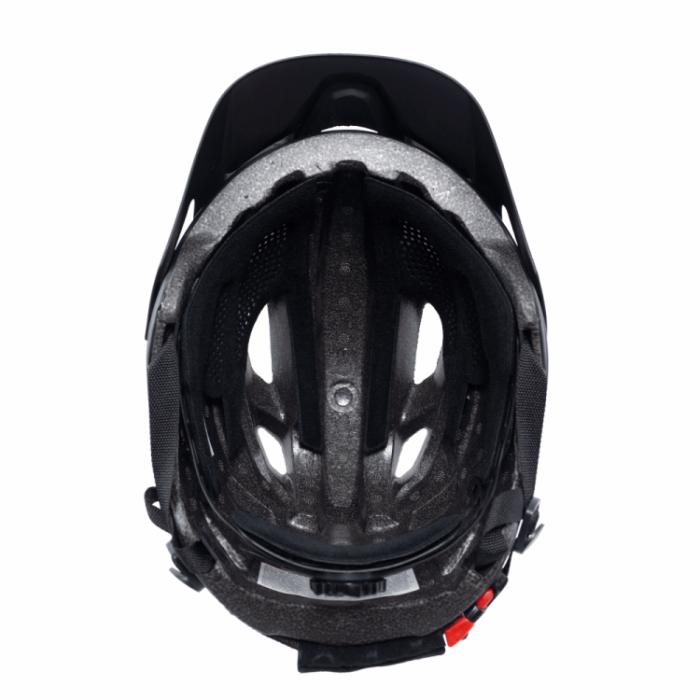 Capacete Ciclismo TSW MTB Enduro - Preto