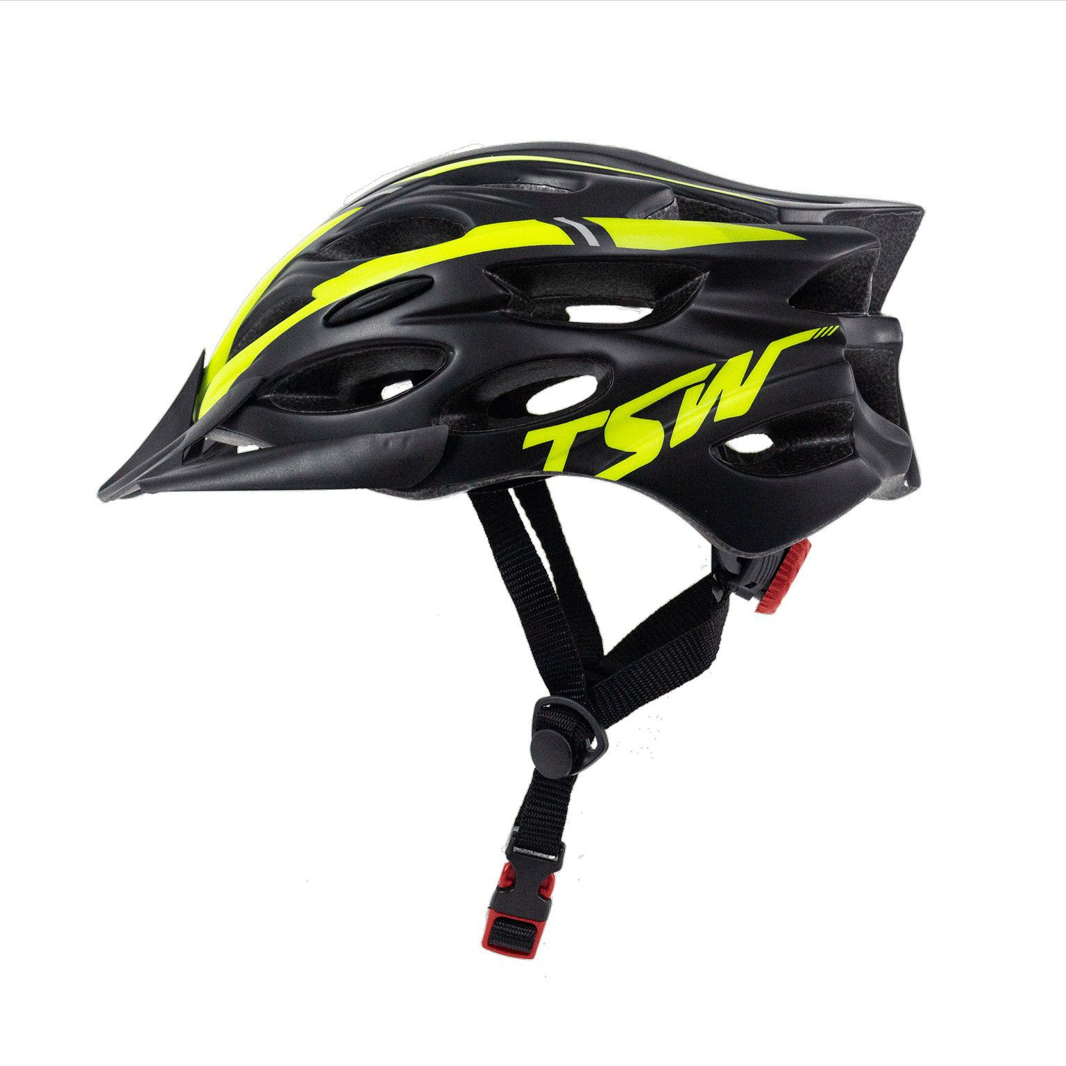 Capacete TSW Tune c/ regulagem MTB Speed - Novo Elite