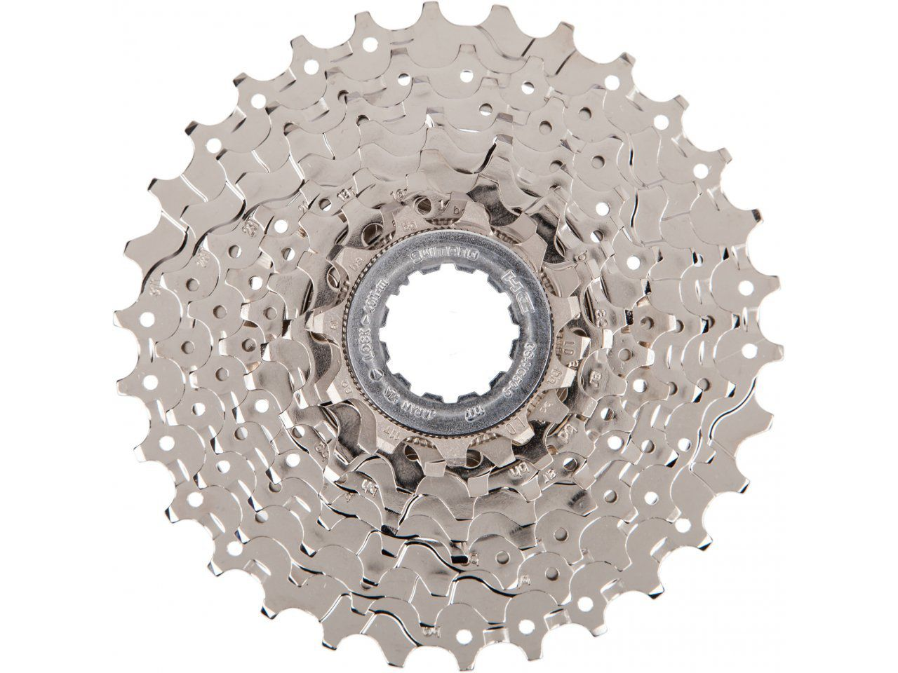 Cassete Speed Shimano Sora CS-HG50-9 11-30D 9v + Corrente HG53