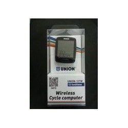 Ciclo Computador Wireless Union 12 Funções S/fio
