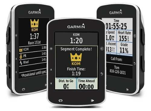 Ciclocomputador Garmin Edge 520 Bundle