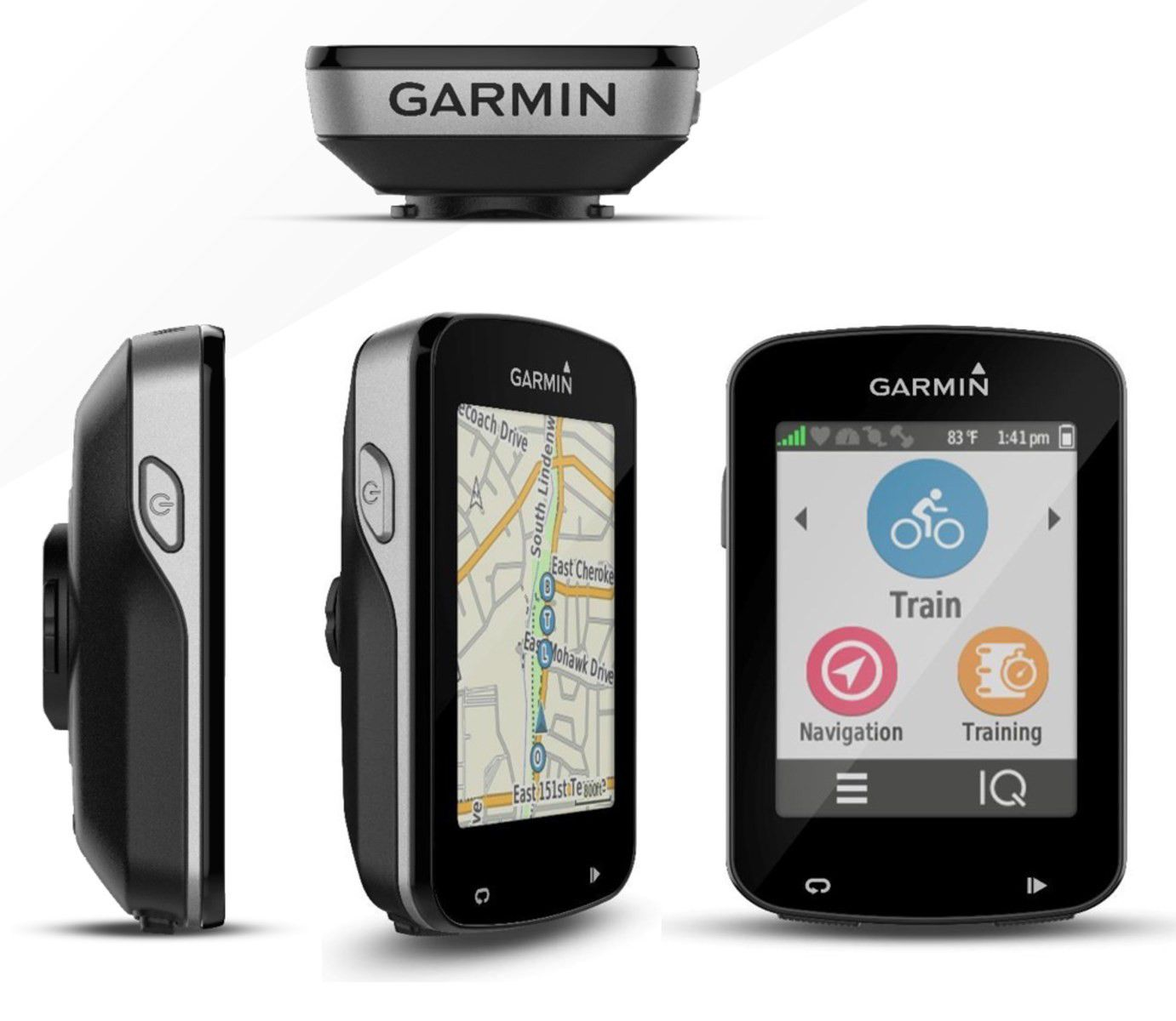 Ciclocomputador Garmin Edge 820 Bundle