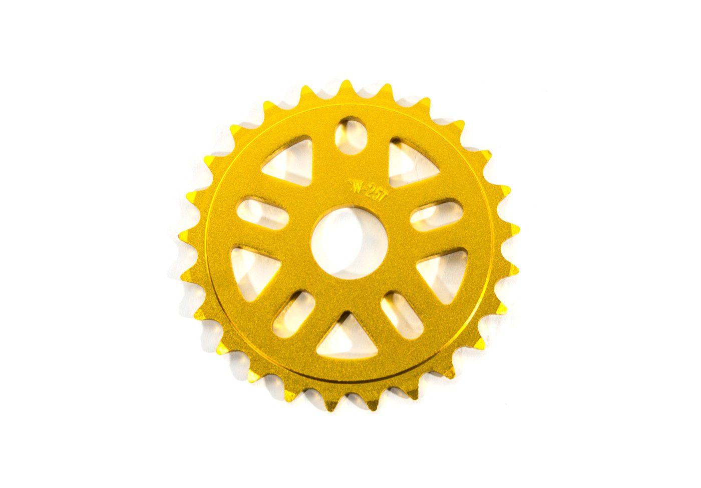 Coroa 25 Dentes em Alumínio para BMX