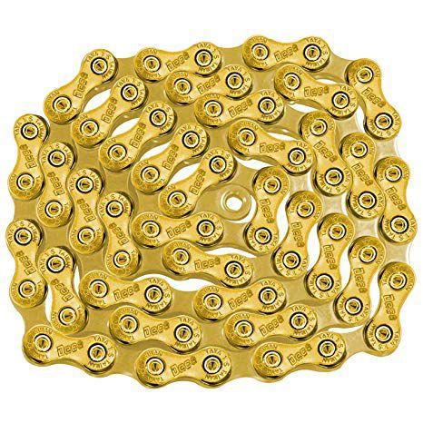 Corrente 10V Dourada Taya Deca 101 116 Links