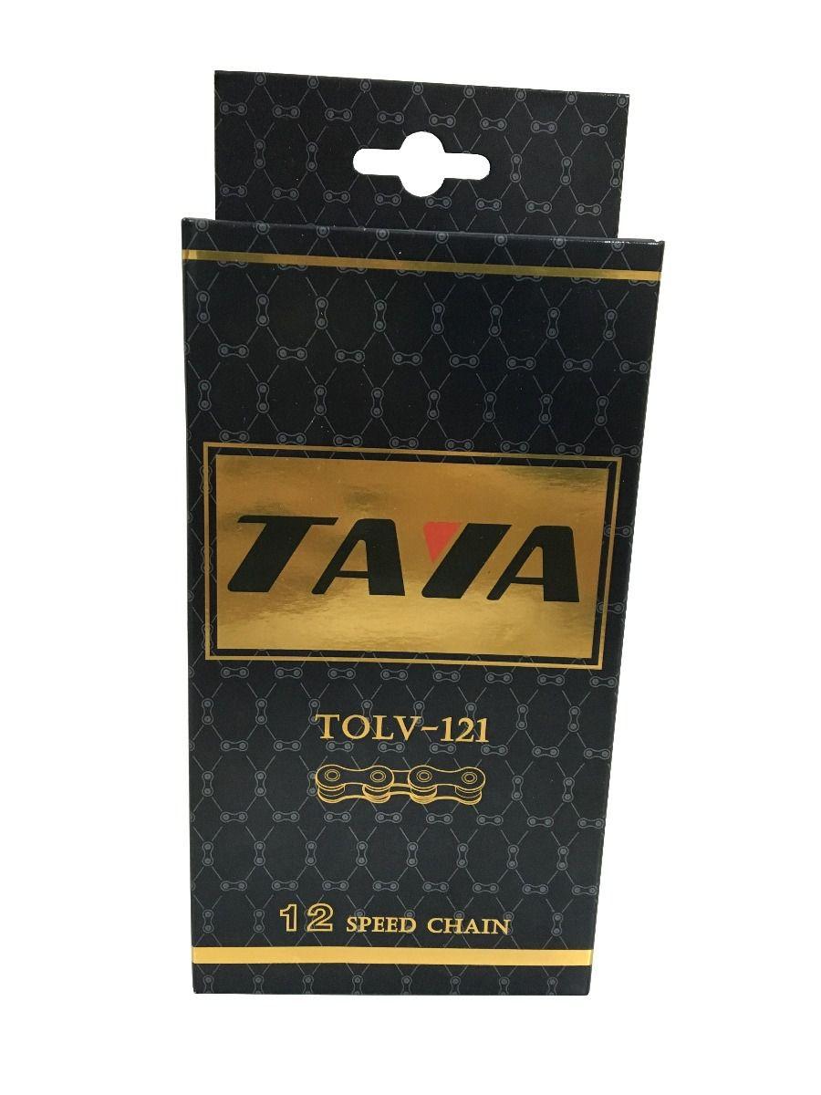 Corrente Taya Tolv 12v Gold 126 Elos