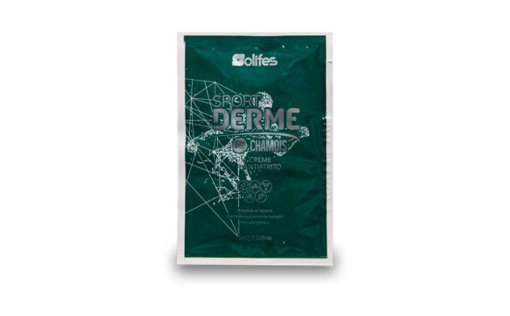 Creme Anti Atrito Solifes Sport Derme Chamois - Sachê 5 ml