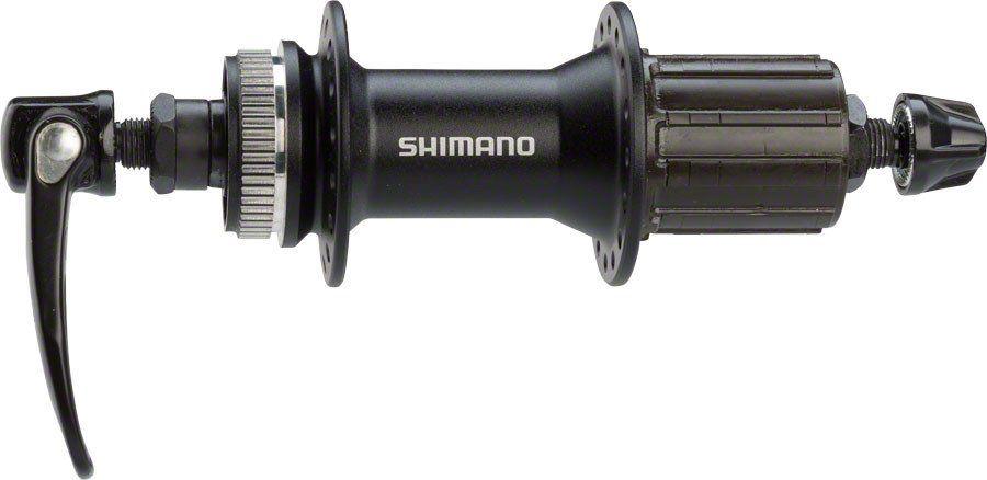 Cubo Traseiro Shimano Alivio FH-M4050 - 168 mm 32 Furos Center Lock