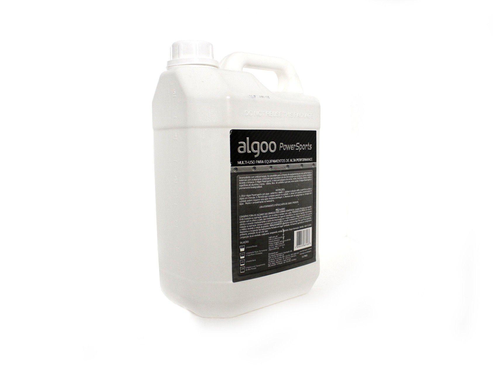 Desengraxante Multi Uso Algoo  PowerSports - 5 Litros