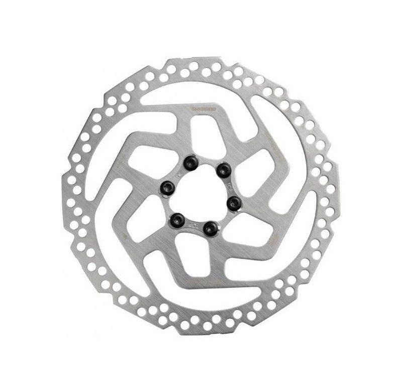 Disco de Freio Shimano RT26 160mm 6 Parafusos