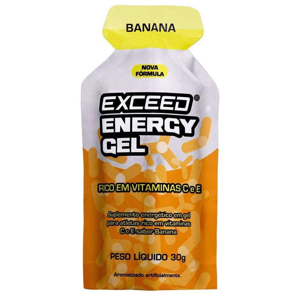 Exceed Energy Gel - Banana