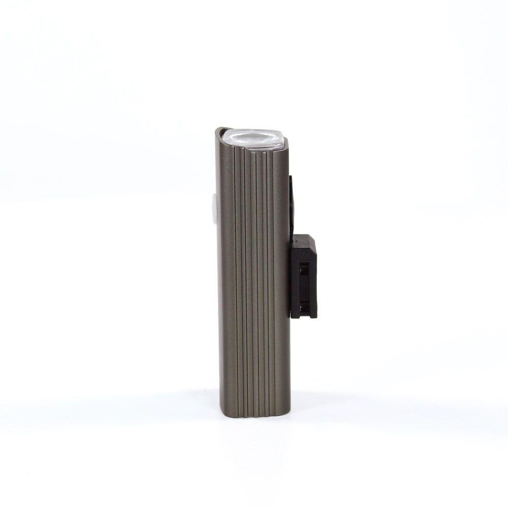 Farol para bicicleta Serfas E-Lume 250 lumens USB led