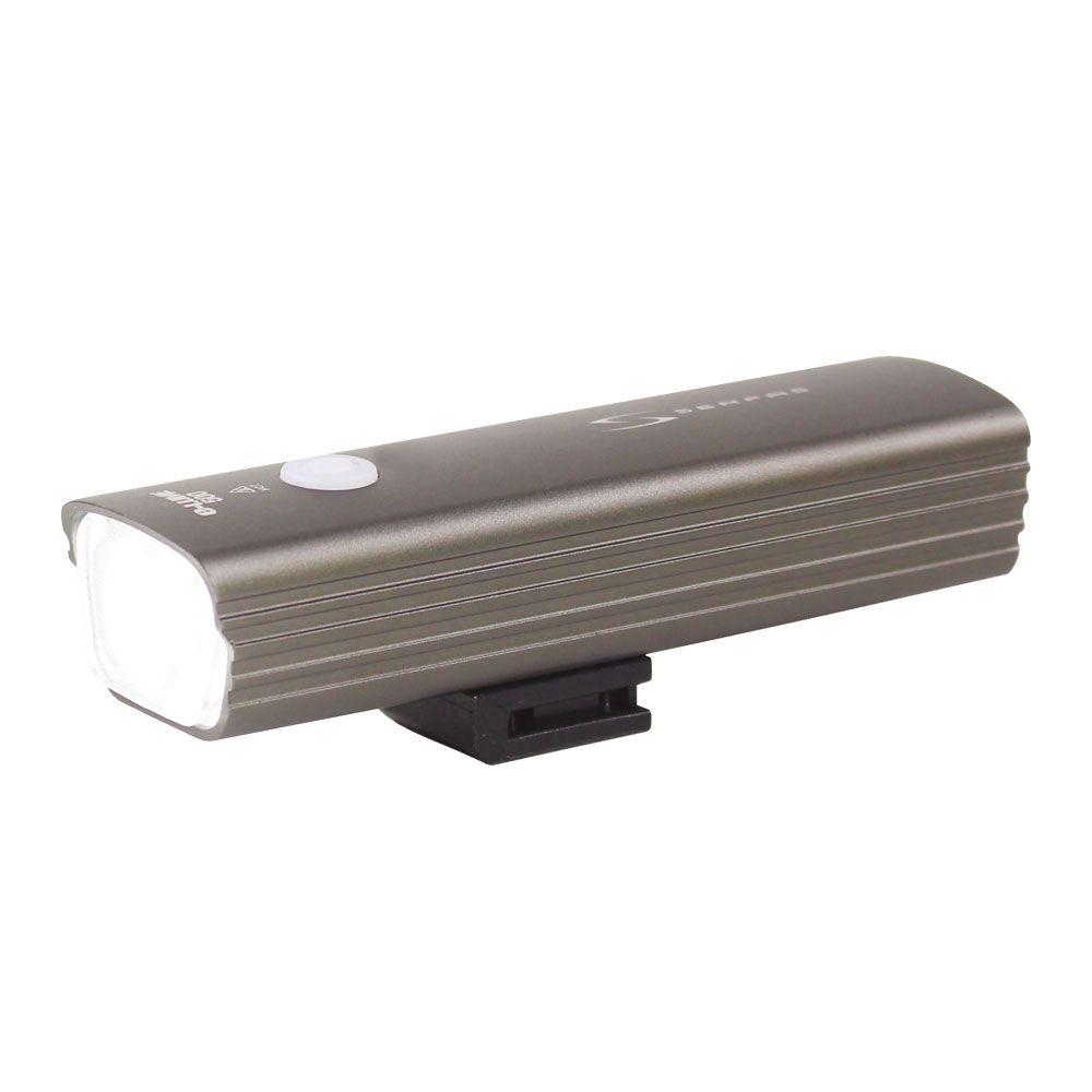 Farol para bicicleta Serfas E-Lume 500 lumens USB led