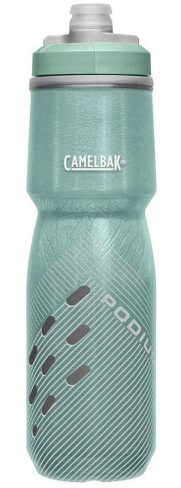 Garrafa Caramanhola Térmica Camelbak Podium Chill 710ml - Verde