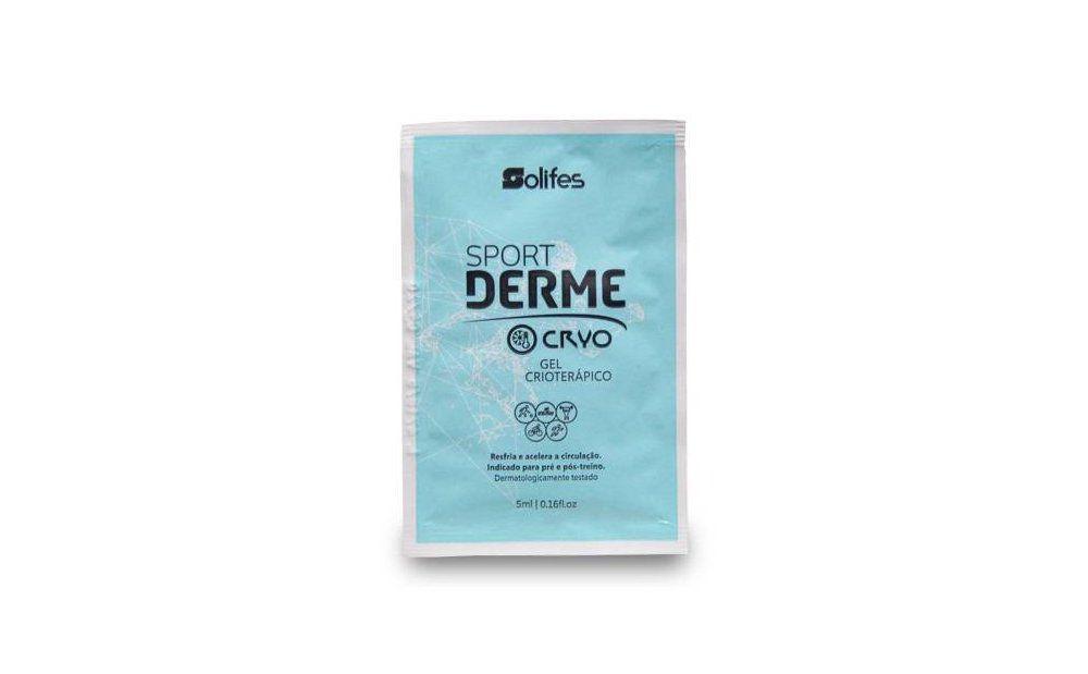 Gel Crioterápico Cryo -  Solifes Sport Derme Sachê 5 ml
