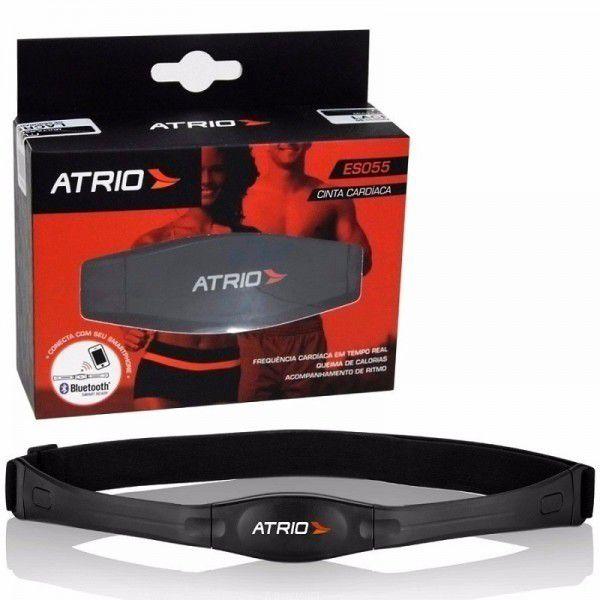 Gps Atrio Steel Bi 132 Bluetooth + Cadência + Cinta Cardíaca