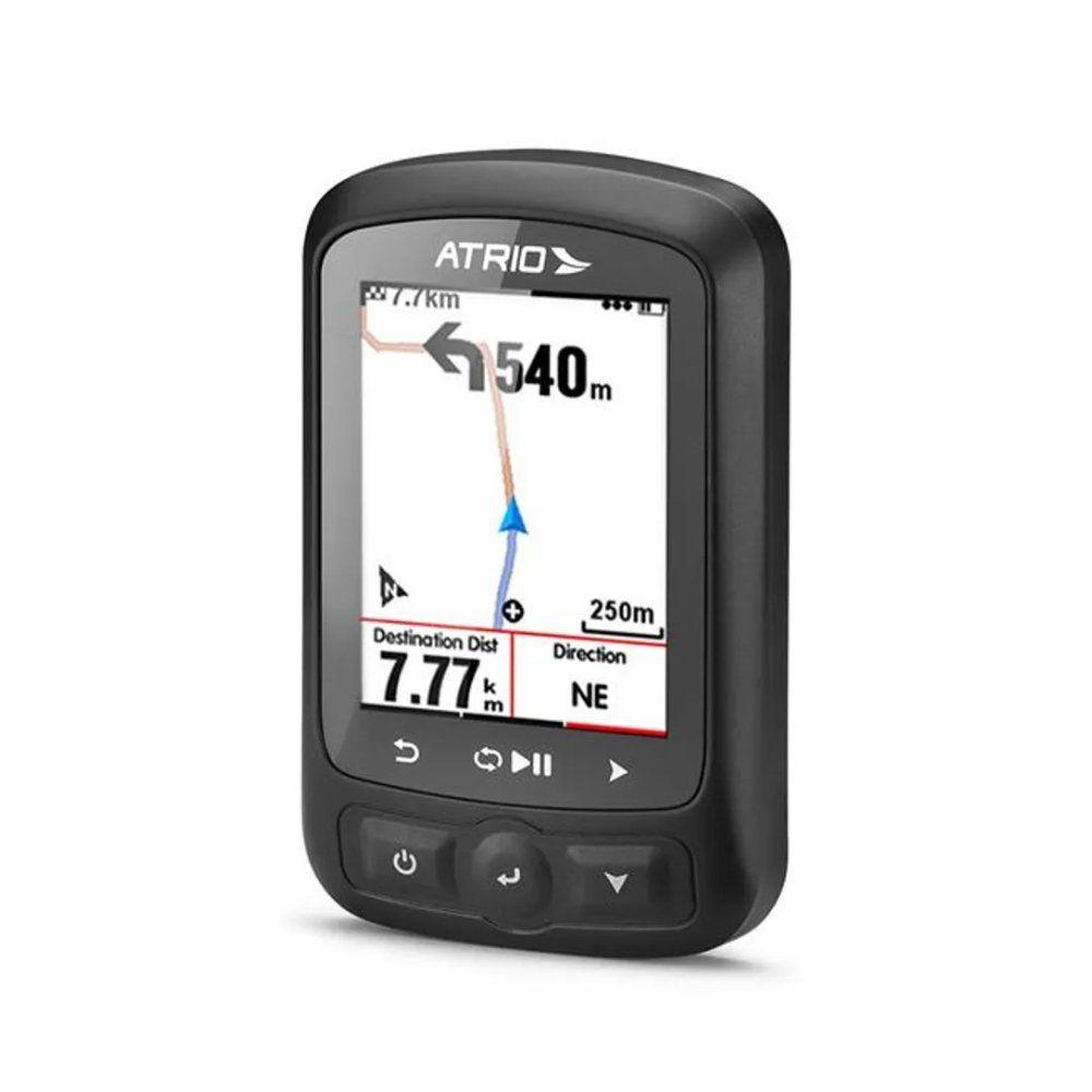 Gps Atrio Titanium BI155 Bluetooth Completo + Sensor/Cinta + Mapas