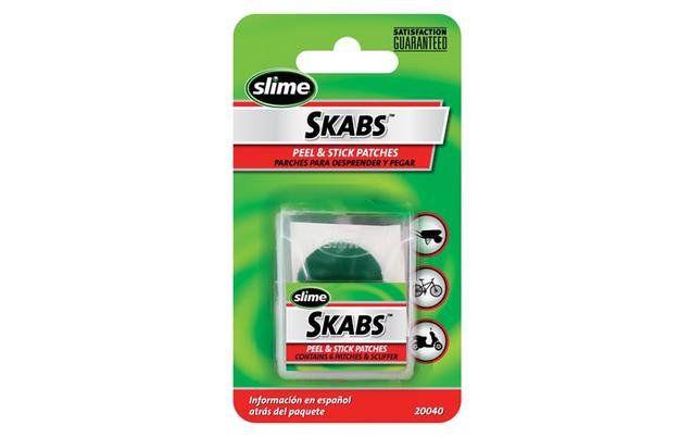 Kit de Remendo Auto Adesivo Portátil Slime Skabs - 6 Unidades