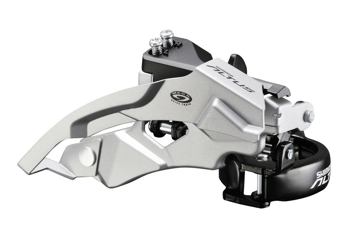 Kit Grupo Shimano Altus M2000 27V Cassete HG300 11-34