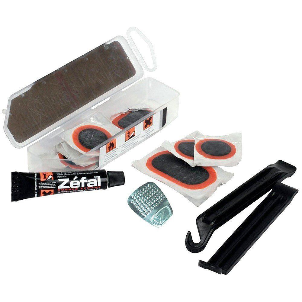Kit Remendo Zéfal - Mtb Speed Com Cola E Espátula