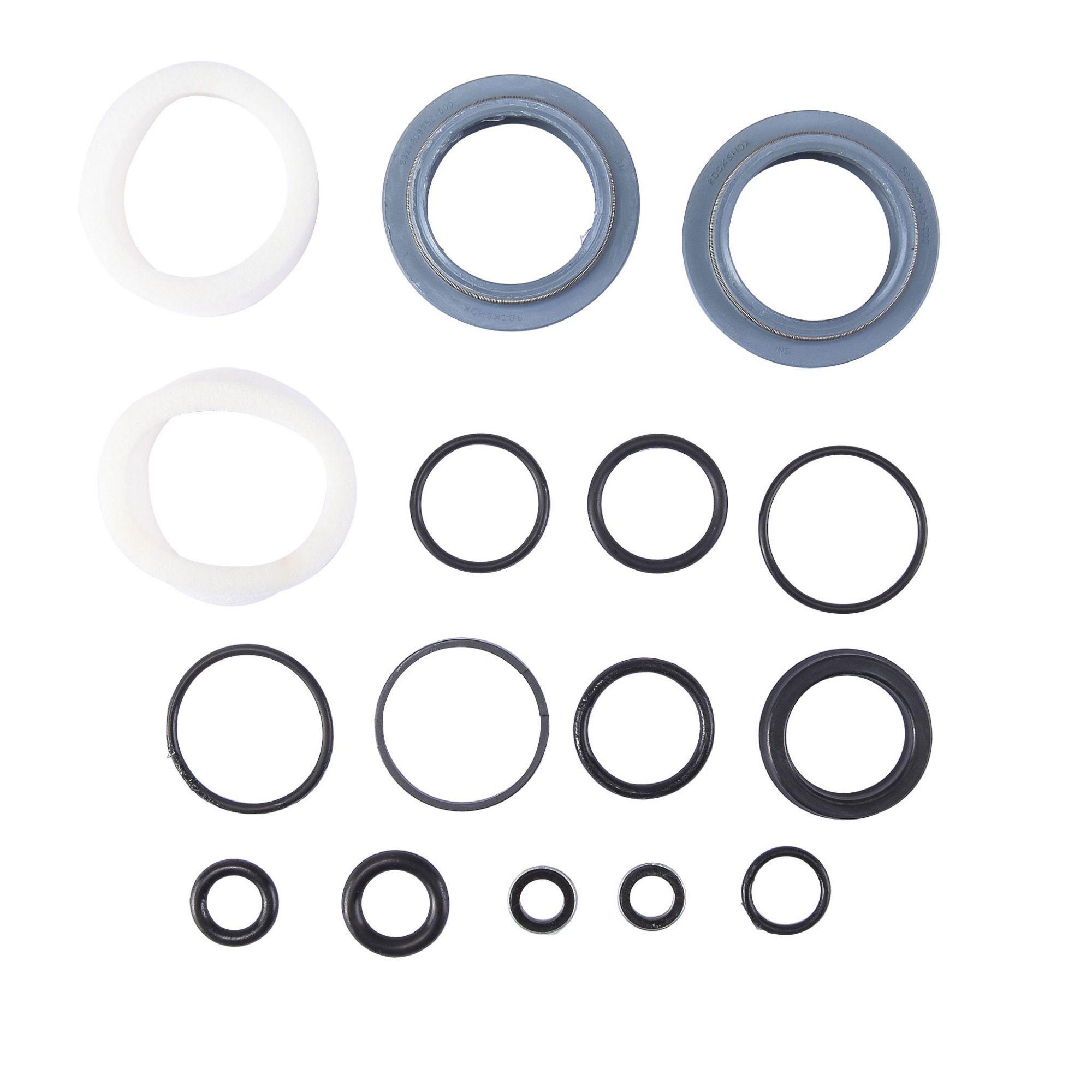 Kit Reparo Retentores Rockshox Recon Silver Solo Air 00.4315.032.020