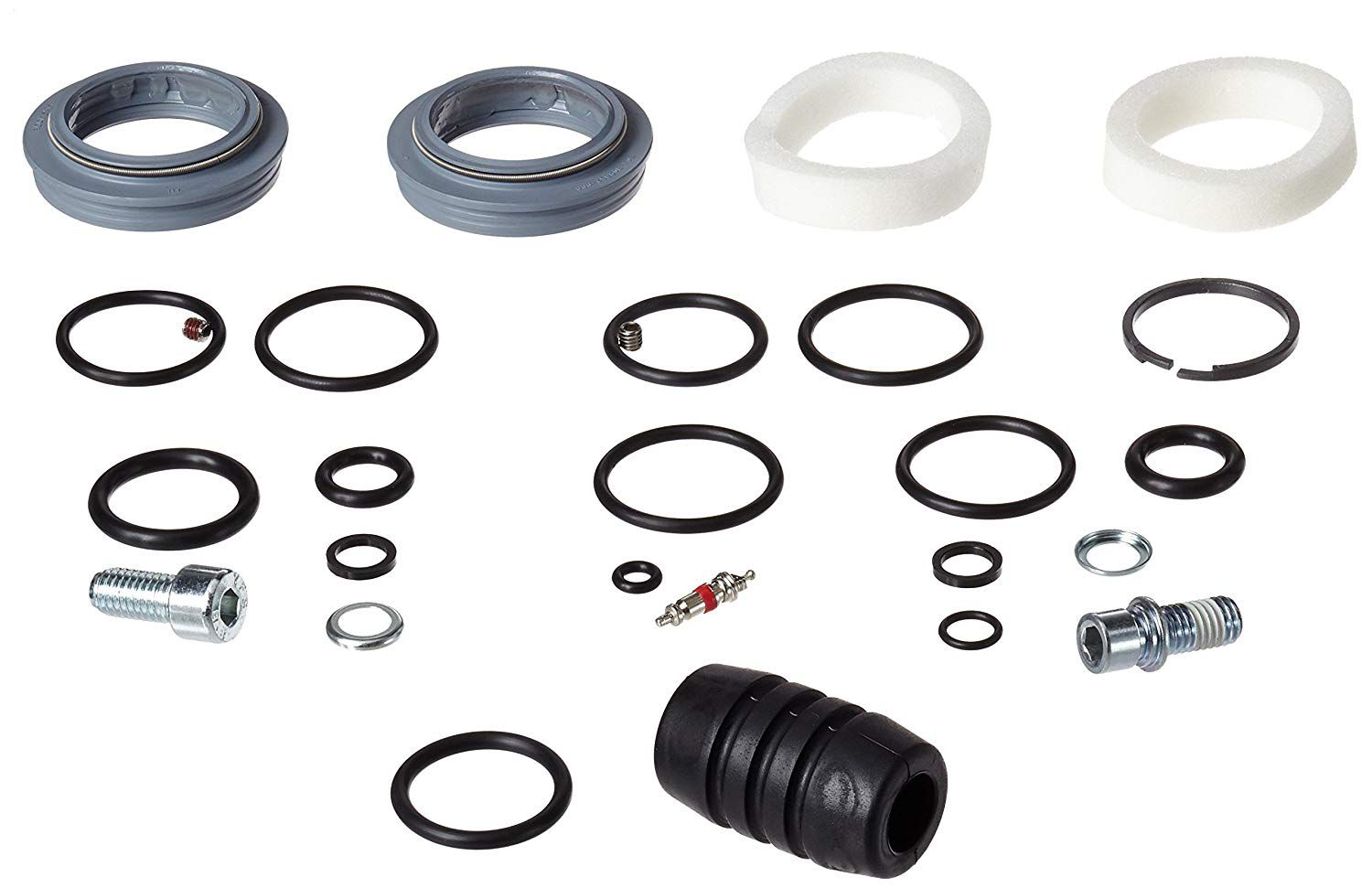 Kit Reparo Retentores Rock Shox Recon Gold Full Service - 11.4018.016.000