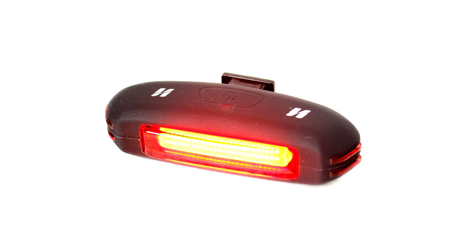 Lanterna Led Traseira Vermelha Recarregavel Usb