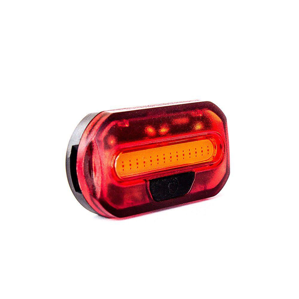 Lanterna Traseira Vermelha 15 chips de led super brilhante